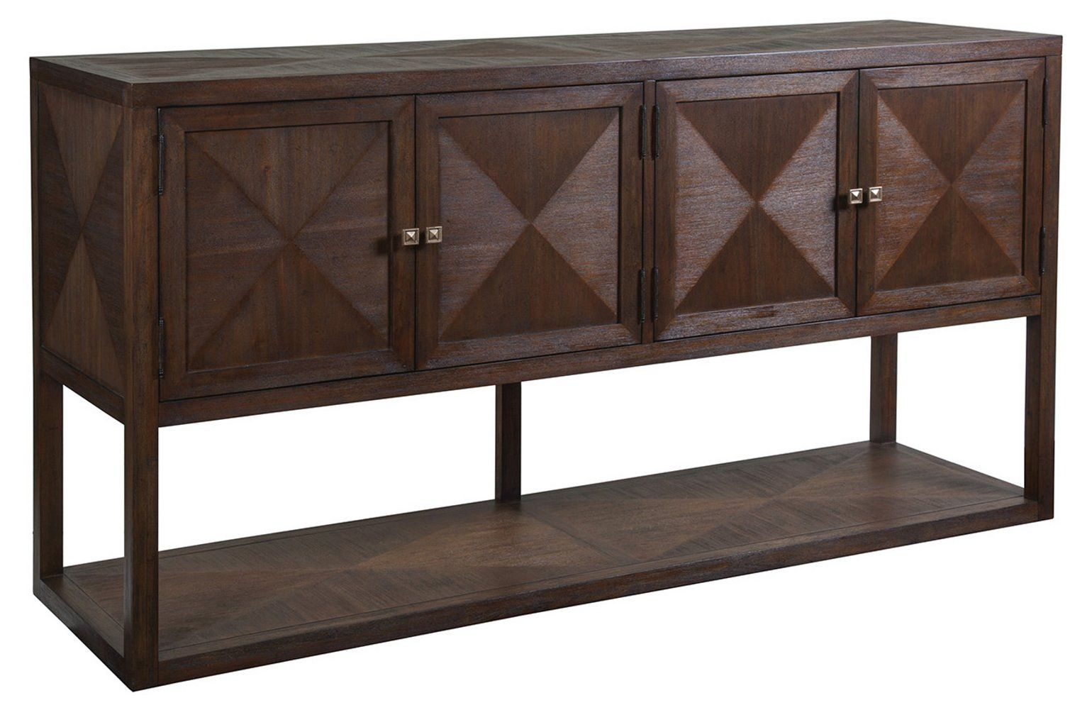 Ringo Sideboard, Marrone Brown – Artistica – Brands One Throughout Most Recently Released Ellenton Sideboards (#19 of 20)