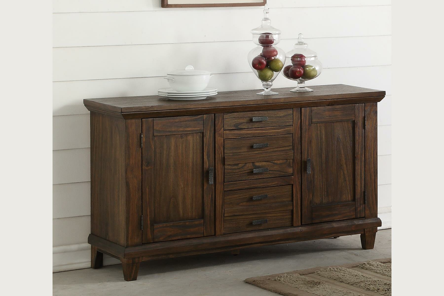 Inspiration about Rodriguez Sideboard Within Most Recent Seiling Sideboards (#10 of 20)