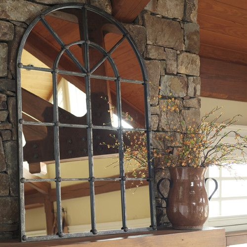 Inspiration about Romain Accent Mirror | Allison Outdoor Living Room | Arch Within Romain Accent Mirrors (#10 of 20)