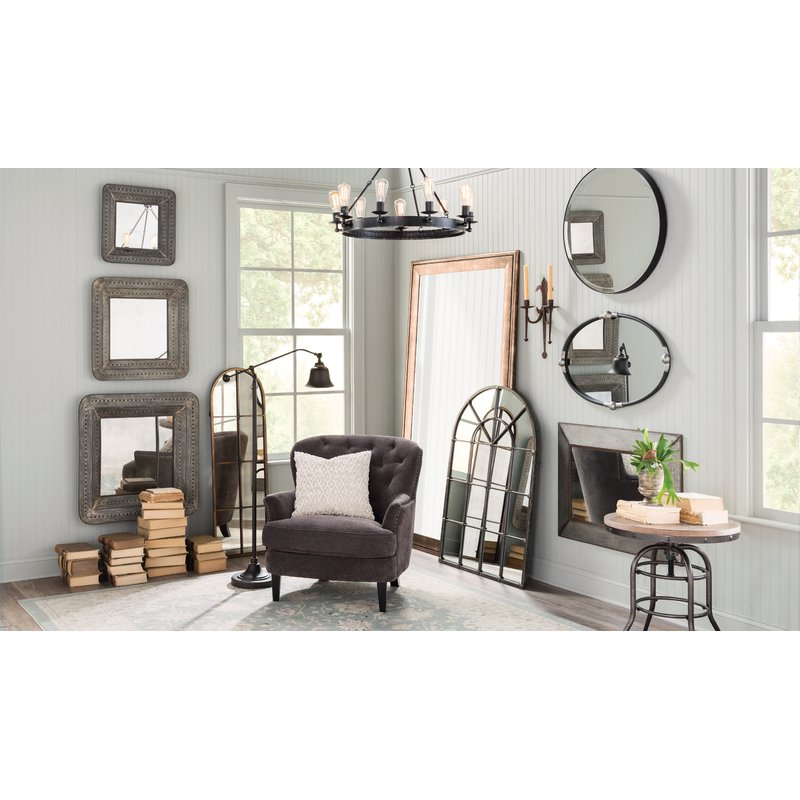 Romain Accent Mirror With Regard To Romain Accent Mirrors (#16 of 20)