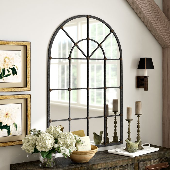 Romain Accent Mirror With Regard To Romain Accent Mirrors (#15 of 20)