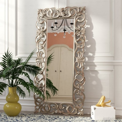 Rosdorf Park Traditional Rectangle Accent Mirror Rosp3990 Throughout Traditional Accent Mirrors (#9 of 20)