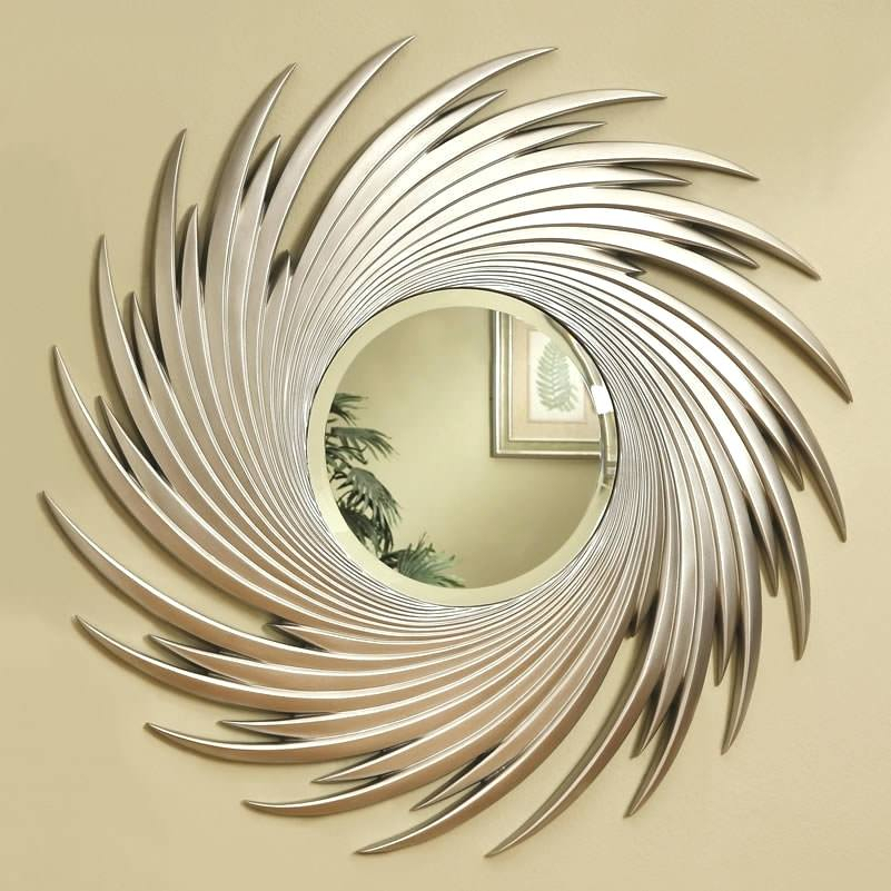 Inspiration about Round Wall Mirrors – Lifeinadress Inside Kentwood Round Wall Mirrors (#10 of 20)