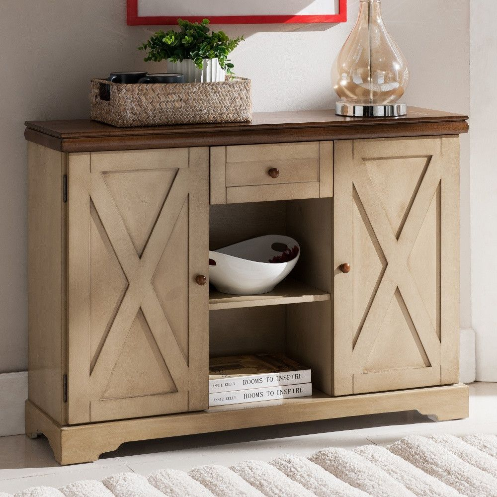 Inspiration about Rustic Console Table | Make An Entrance In 2019 | Sideboard For Most Current Fortville Sideboards (#12 of 20)