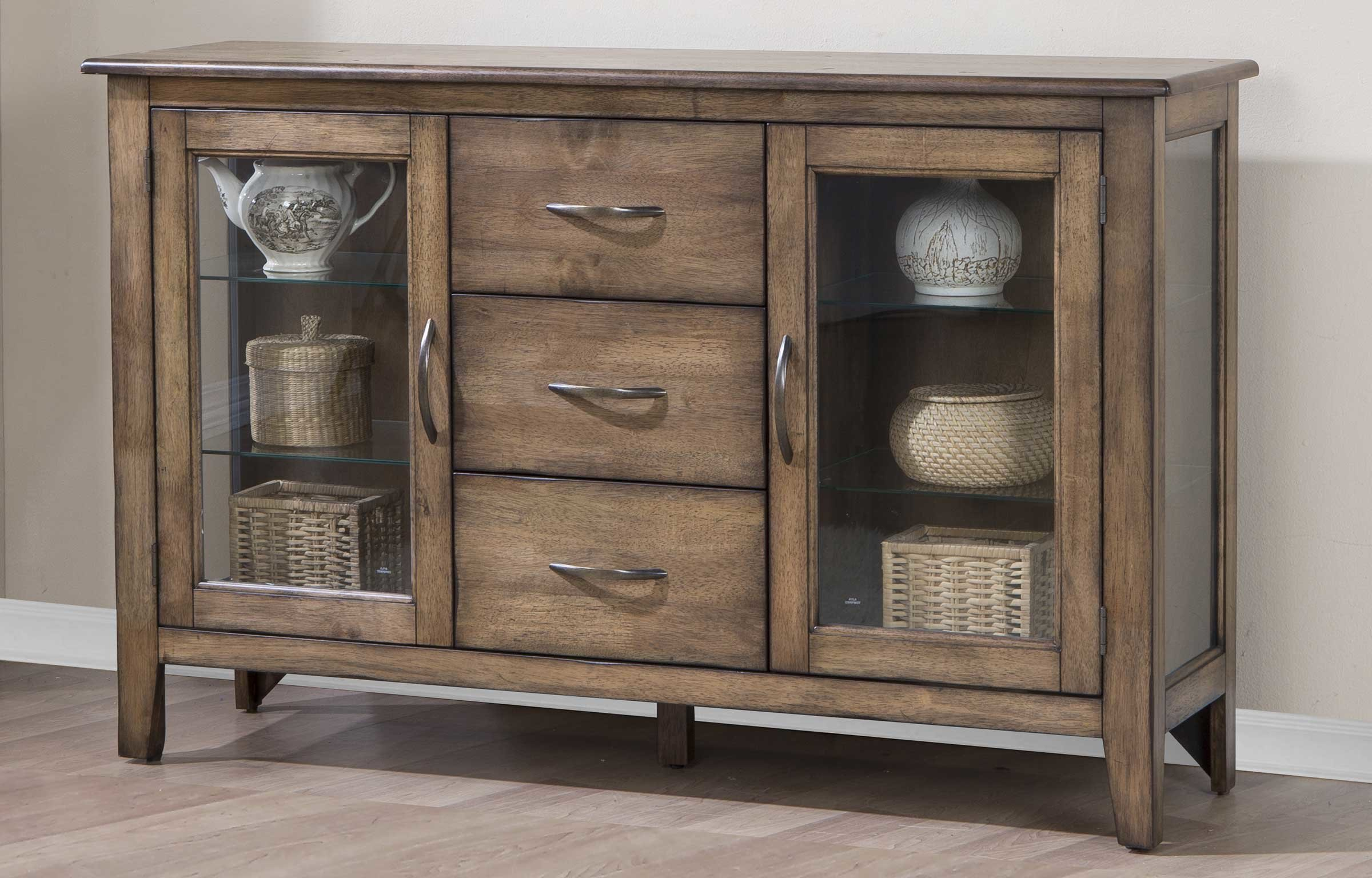 Rutledge Sideboard Intended For Most Recent Casolino Sideboards (#19 of 20)