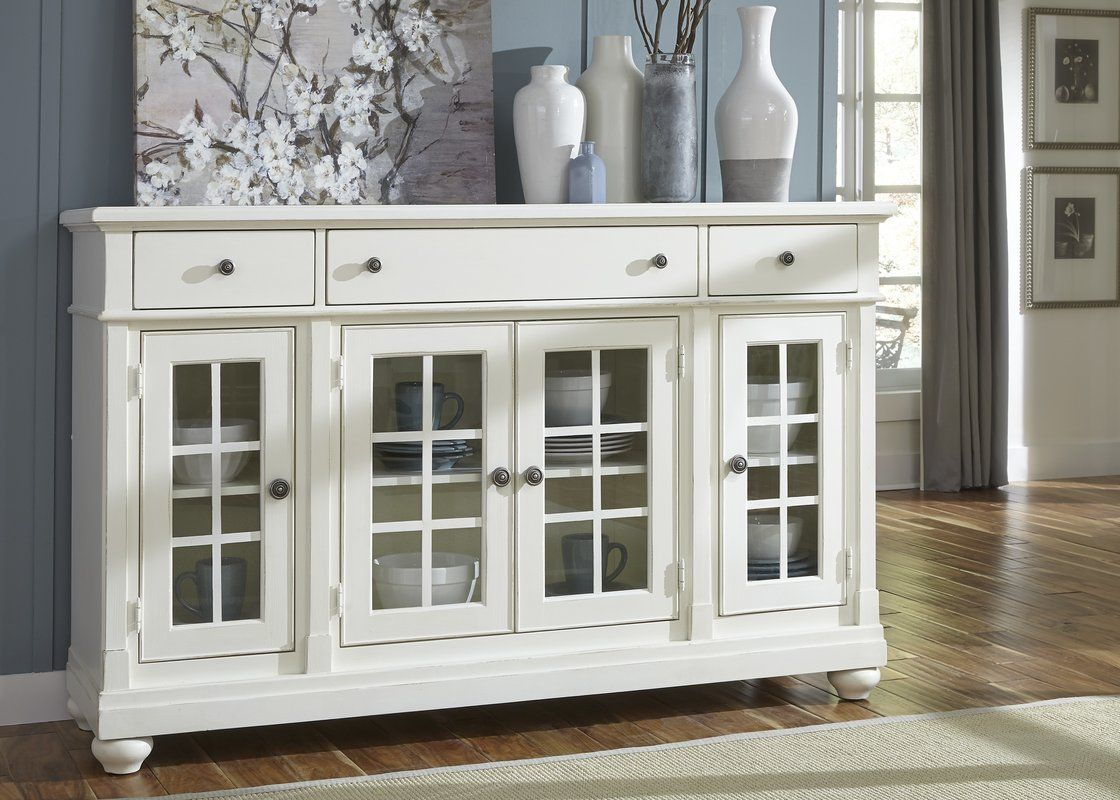 Saguenay Sideboard In 2019 | Kitchen Decor | Sideboard Throughout Most Current Saguenay Sideboards (View 4 of 20)