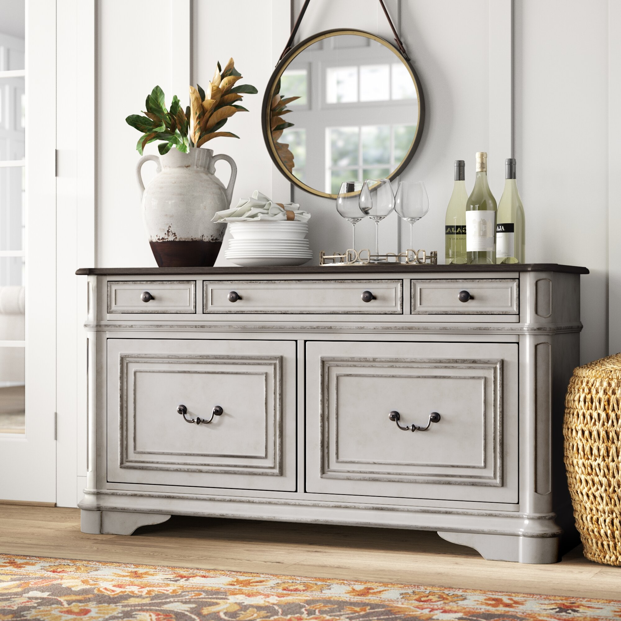 Salinas Sideboard In 2017 Raunds Sideboards (View 18 of 20)