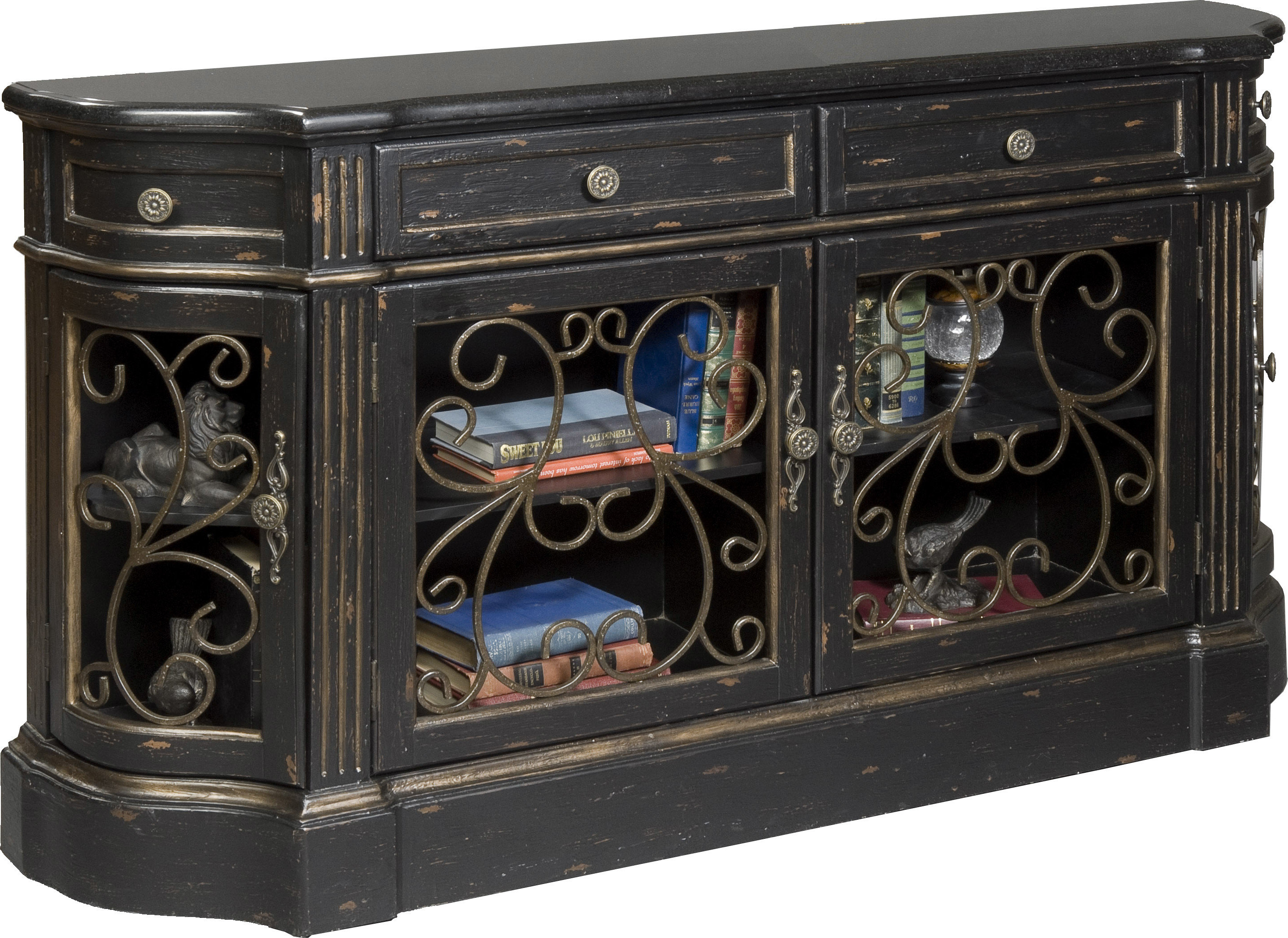 Salkeld Sideboard With Most Recently Released Drummond 4 Drawer Sideboards (#18 of 20)