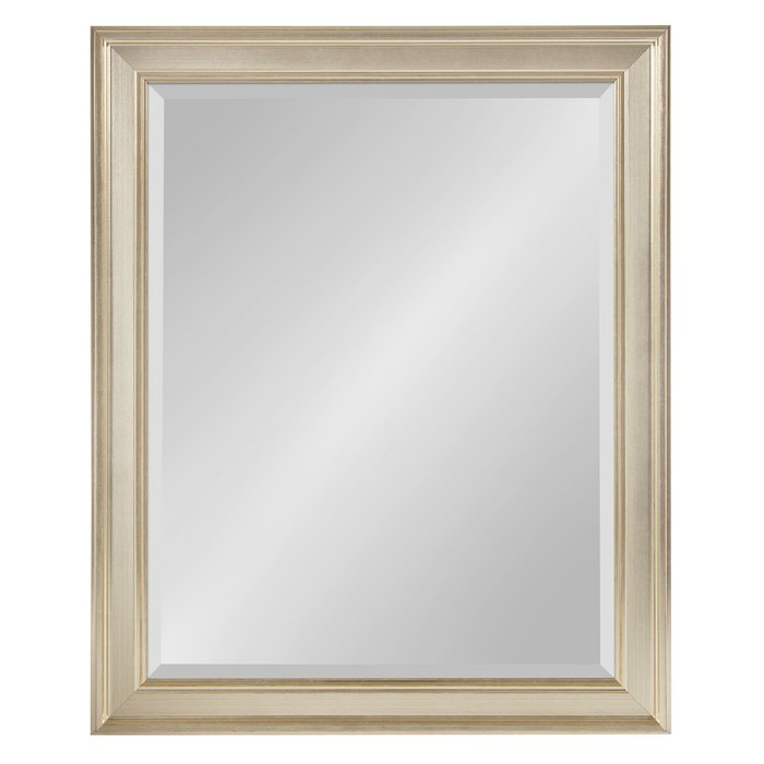Salter Framed Rectangle Accent Mirror In Rectangle Accent Mirrors (#19 of 20)