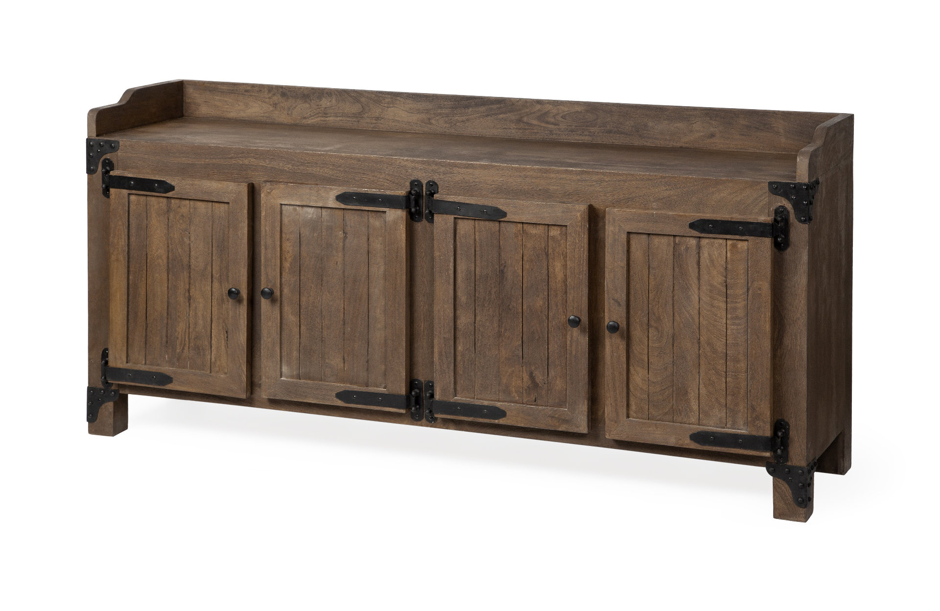 Scurlock Old Crow Sideboard With Regard To Current Whitten Sideboards (#16 of 20)