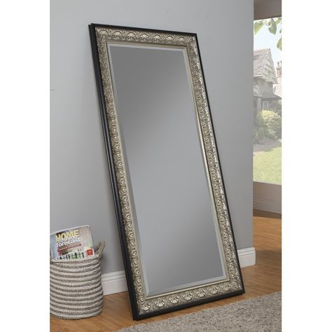 Seneca Wall Mirror, Silver – Wall Mirrors – Mirrors – Art With Regard To Eriq Framed Wall Mirrors (#19 of 20)