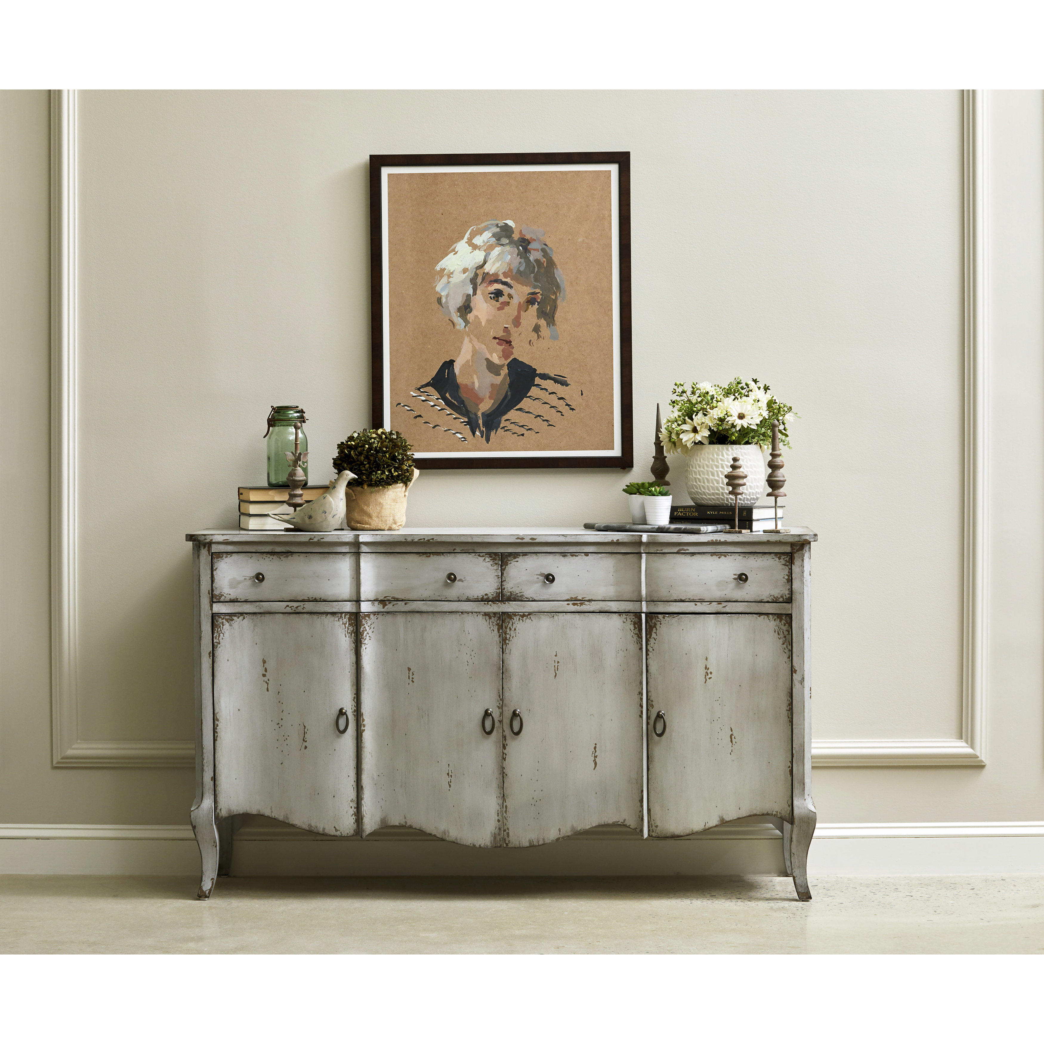 Shallow Depth Credenza | Wayfair With Regard To Most Recently Released Barr Credenzas (#16 of 20)