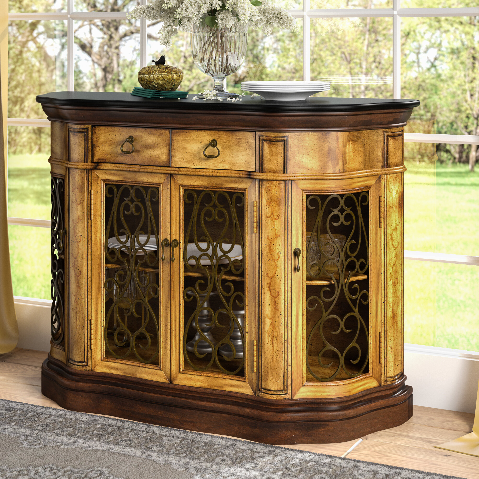 Shoreland Sideboard Throughout Latest Shoreland Sideboards (#17 of 20)