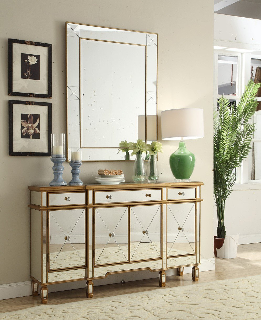 Sideboard Imperial Mit Spiegel Regarding Most Recent Sideboards By Wildon Home (#8 of 20)