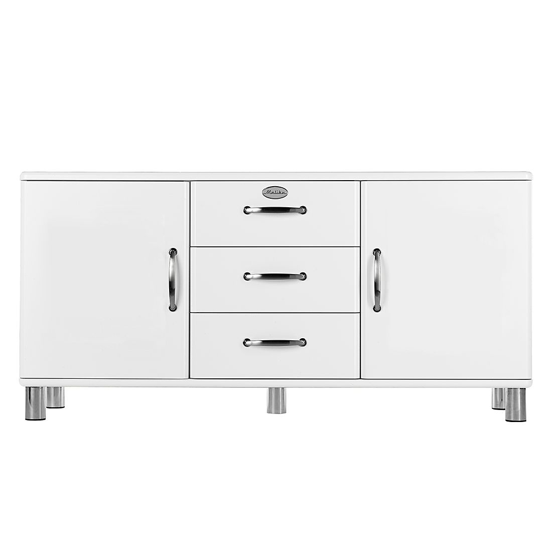 Sideboard Malibu Ii | Products | Wohnzimmer, Möbel Und Pertaining To 2018 Malibu 2 Door 1 Drawer Sideboards (View 10 of 20)
