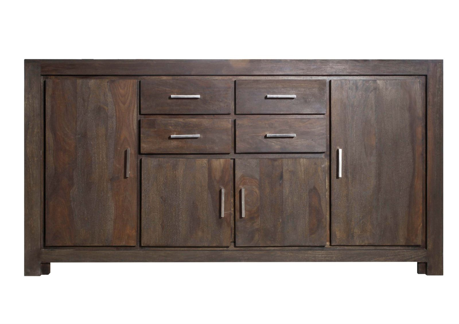 Sideboard Metro Polis Sheesham/palisander 178X45X95 Cm Modern Intended For Newest Metro Sideboards (#11 of 20)