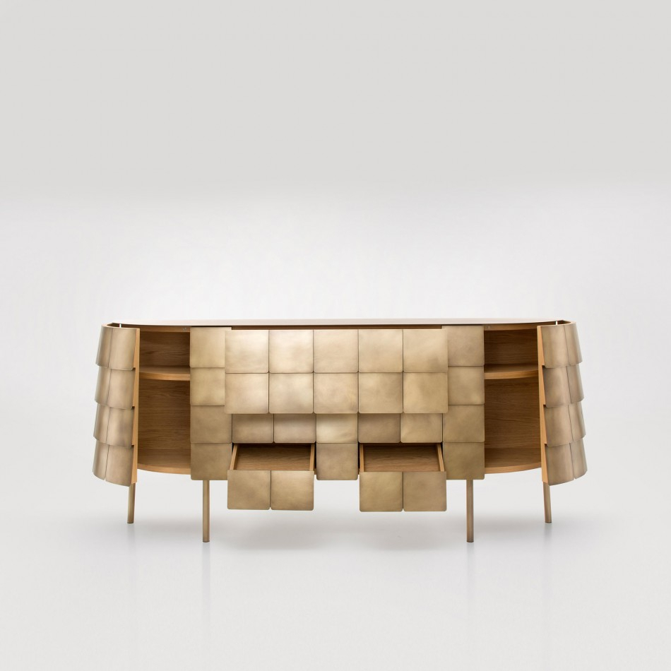Sideboard Yoroi Pertaining To Recent Castelli Sideboards (#17 of 20)