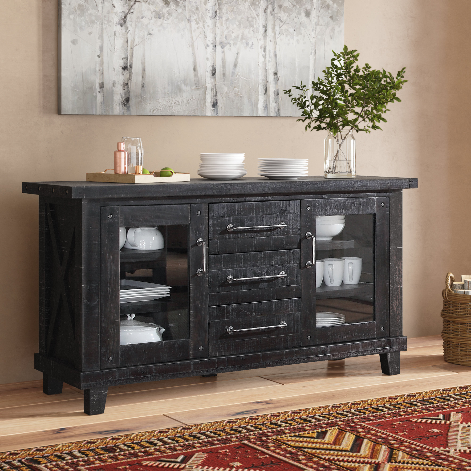 Sideboards & Buffet Tables You'll Love In 2019 | Wayfair Throughout Most Recently Released Longley Sideboards (View 20 of 20)