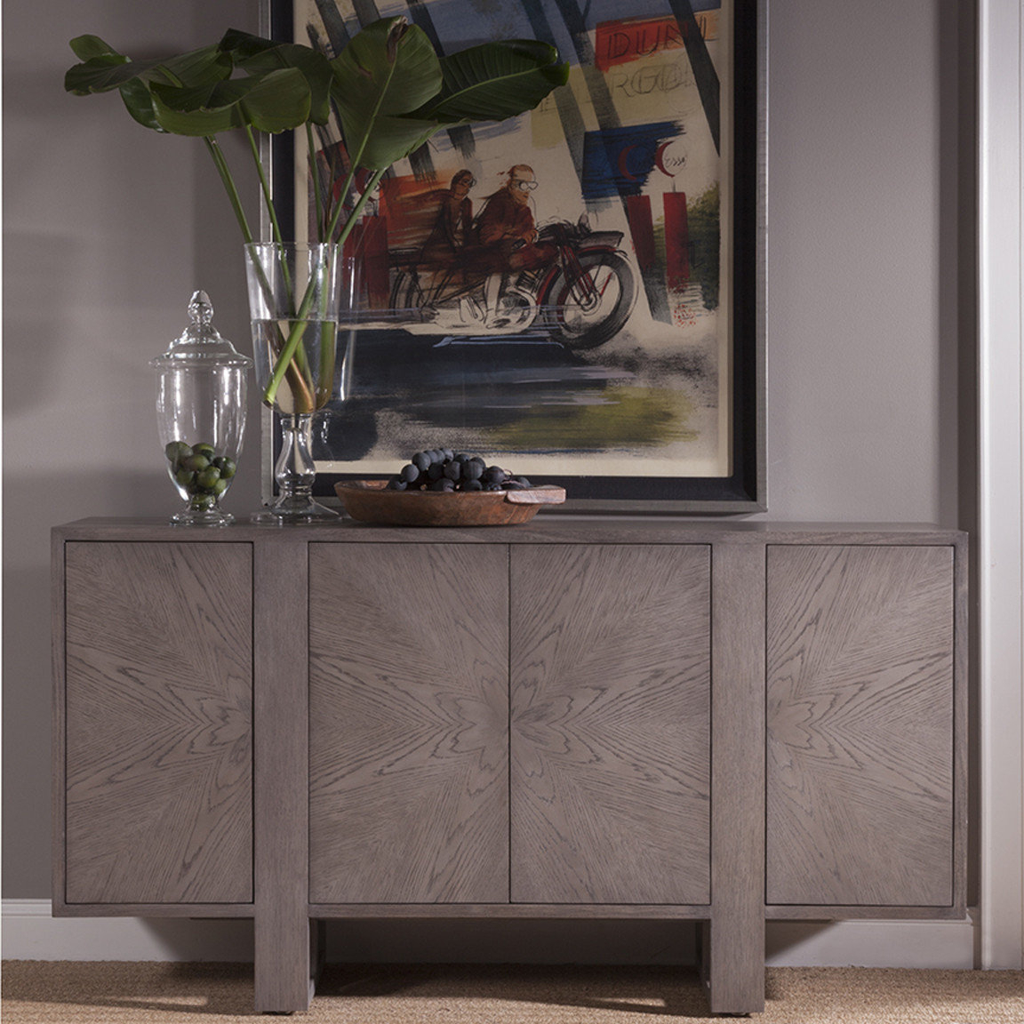 Signature Designs Credenza For Most Recently Released Barr Credenzas (#18 of 20)