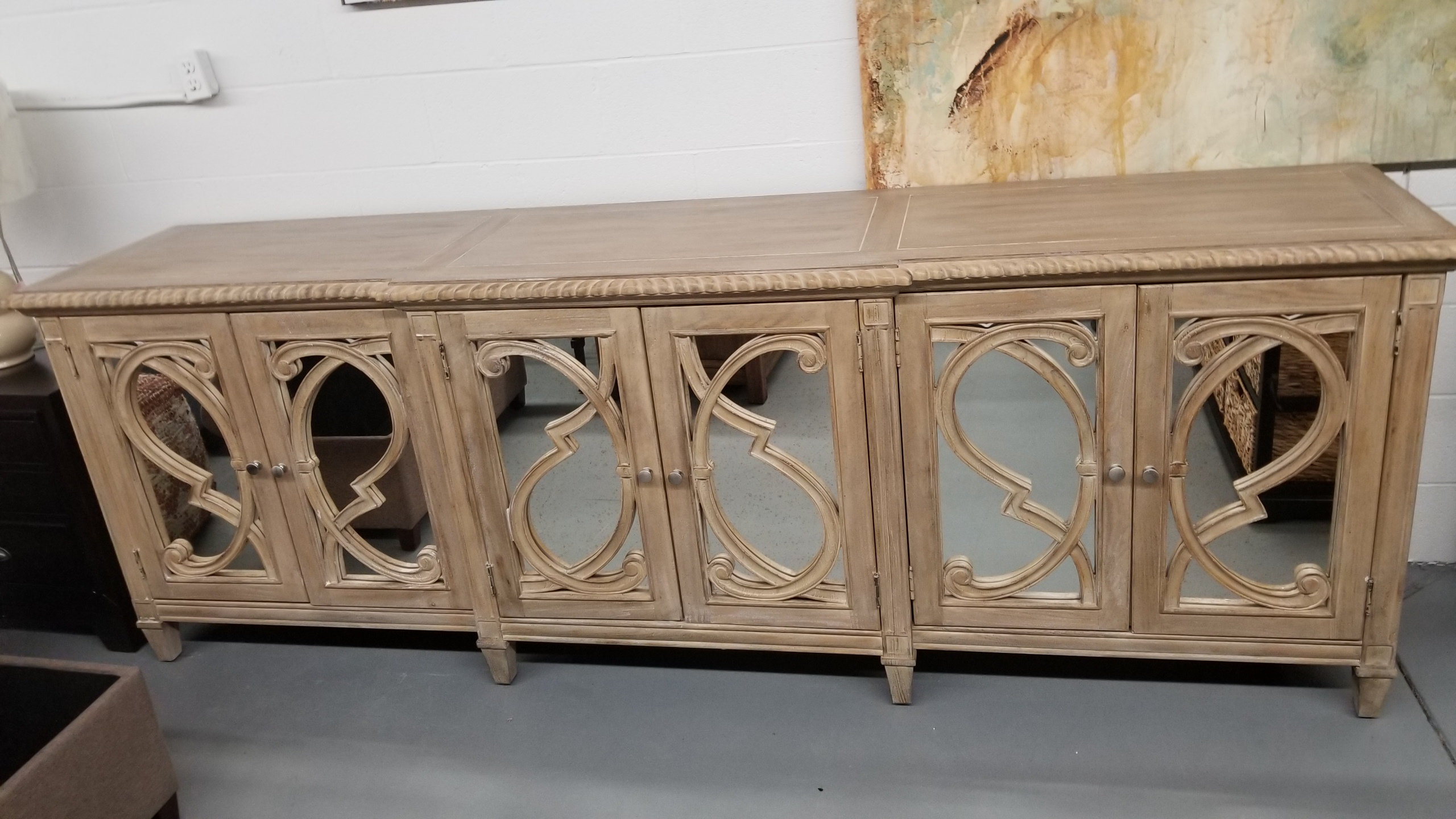 Solana Sideboardhooker Furniture | Sjbhomedecor Within Newest Solana Sideboards (#18 of 20)