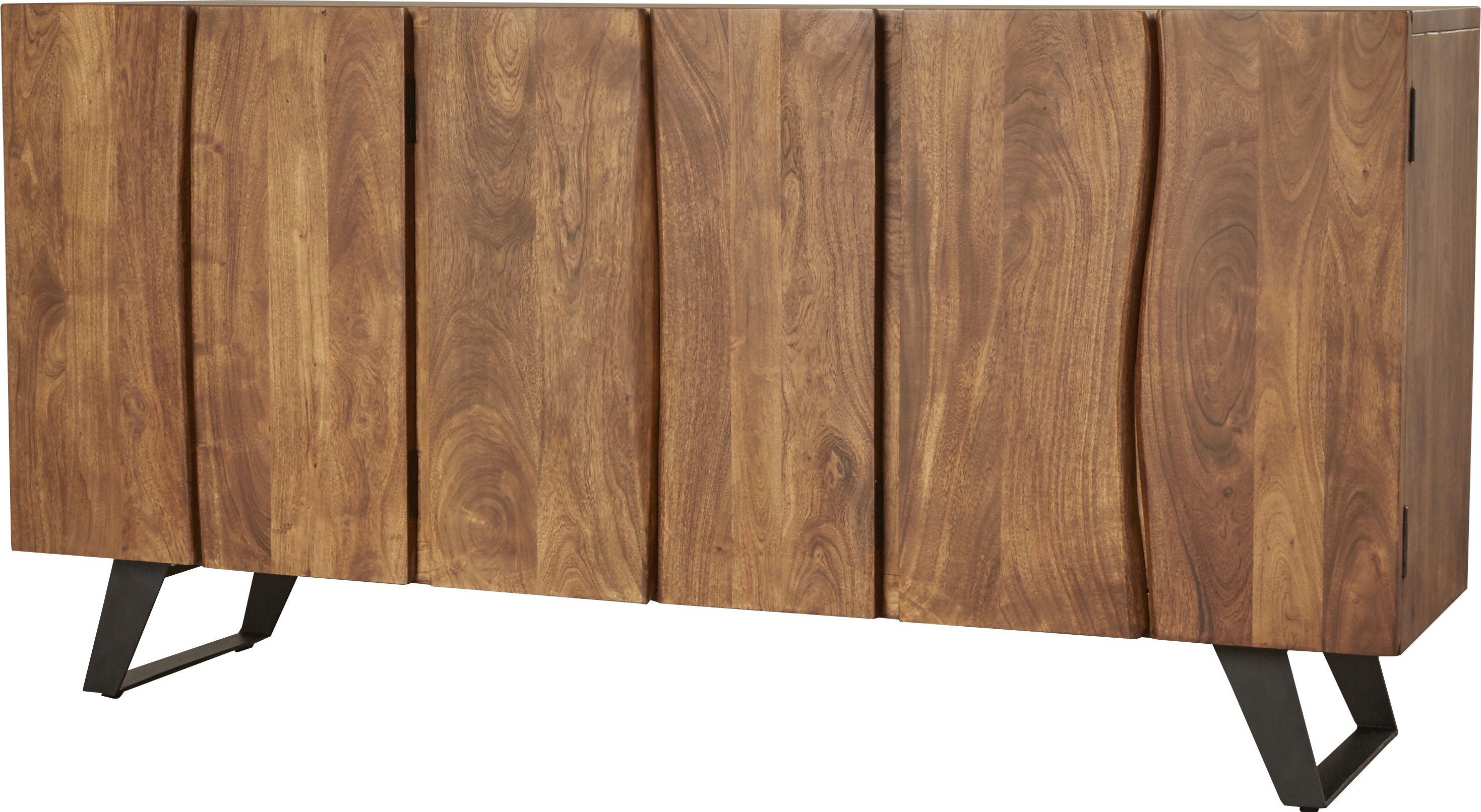 Inspiration about Sonnier Buffet Table With Regard To Newest Dowler 2 Drawer Sideboards (#17 of 20)