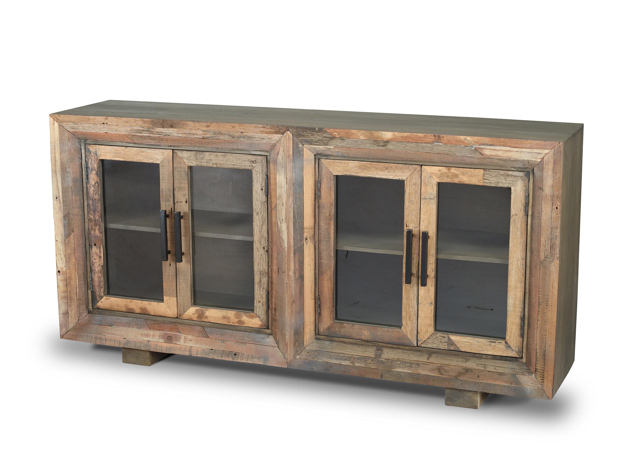 Stender 4 Door Sideboard Within Recent Stennis Sideboards (View 13 of 20)
