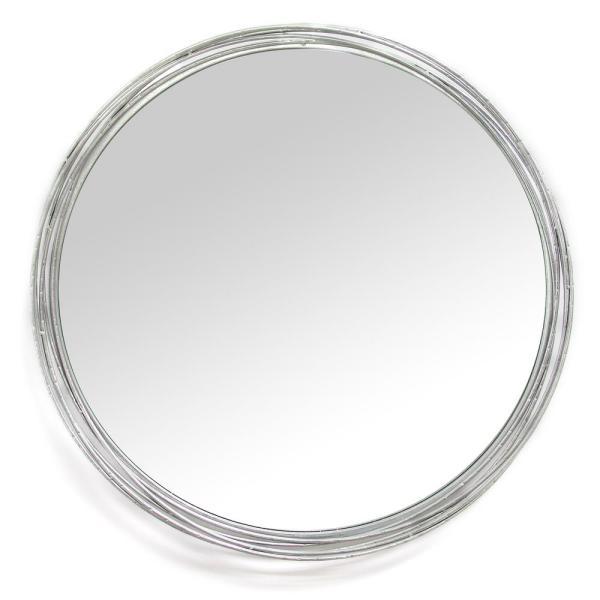 Stratton Home Decor Jocelyn Metal Wall Mirror S09557 – The With Regard To Estrela Modern Sunburst Metal Wall Mirrors (#18 of 20)
