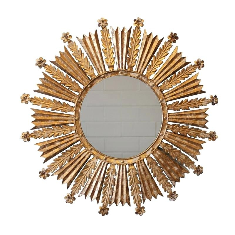 Sunburst Wall Mirror – Melindaeleby (#18 of 20)