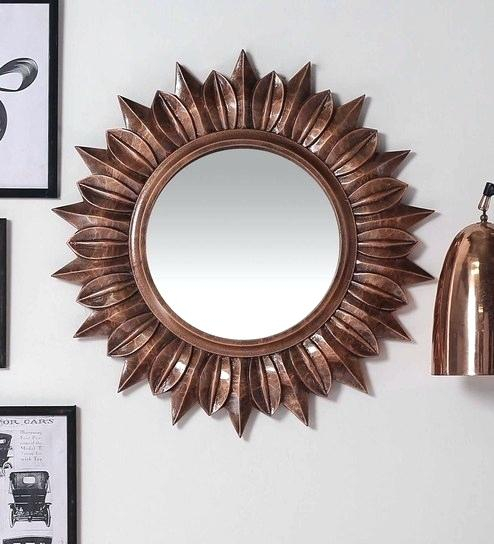 Sunburst Wall Mirror – Melindaeleby (#17 of 20)