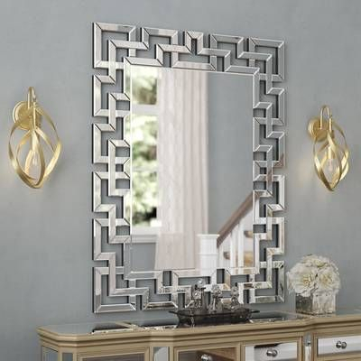 Tata Openwork Round Wall Mirror In 2019 | Living Room With Tata Openwork Round Wall Mirrors (#12 of 20)