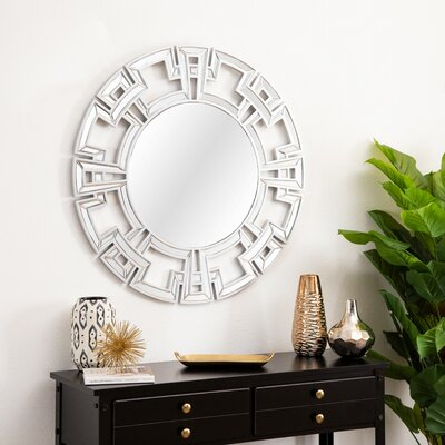 Inspiration about Tata Openwork Round Wall Mirror | Joss & Main With Regard To Tata Openwork Round Wall Mirrors (#8 of 20)