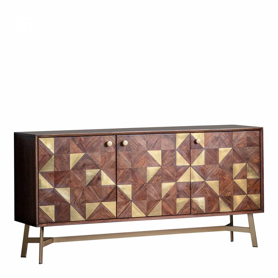 Inspiration about Tate 3 Door Sideboard – Brandalley Pertaining To Recent Tate Sideboards (#5 of 20)
