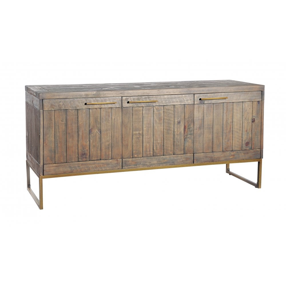 Inspiration about Tate Nutmeg Large Sideboard With Best And Newest Tate Sideboards (#14 of 20)