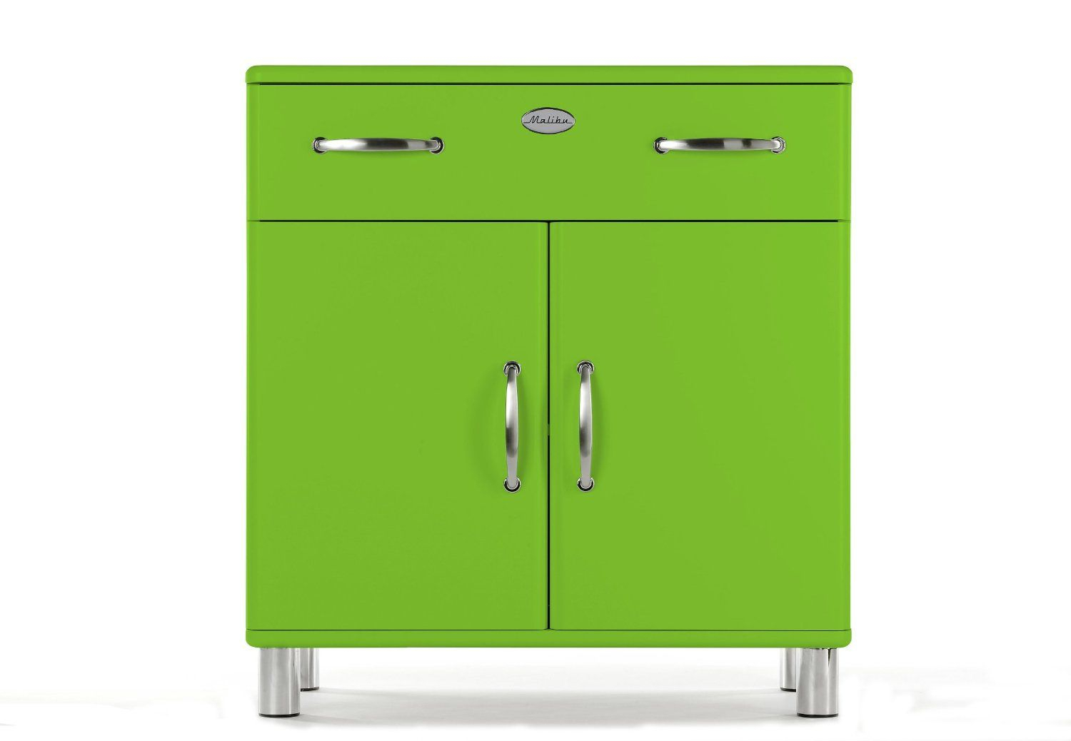 Tenzo 5127 021 Malibu, Designer Kommode, 92 X 86 X 41 Cm Regarding 2017 Malibu 2 Door 1 Drawer Sideboards (View 16 of 20)