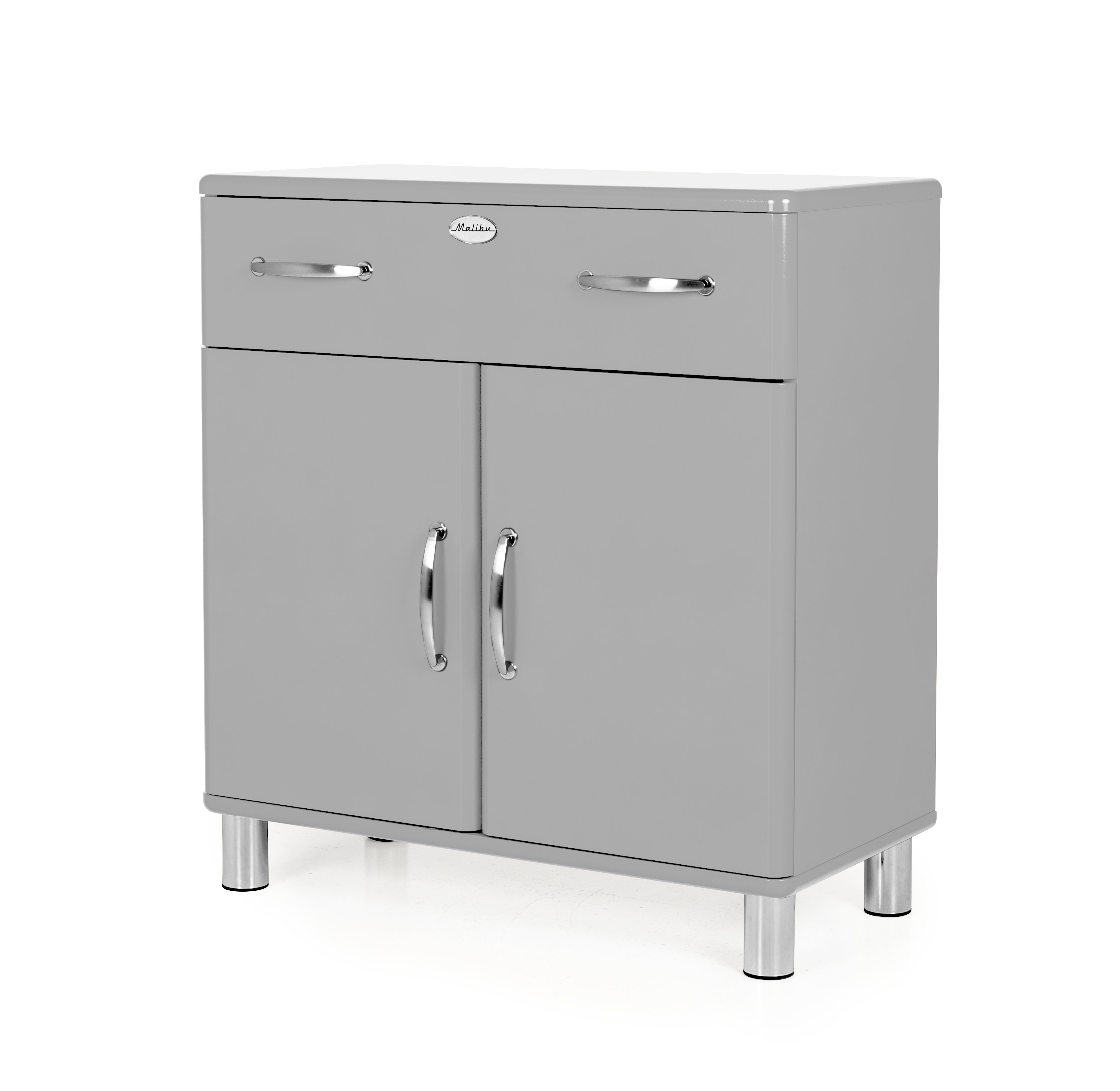 Inspiration about Tenzo Malibu 2 Door 1 Drawer Sideboard With Most Up To Date Womack Sideboards (#5 of 20)