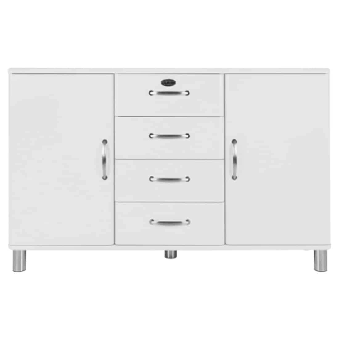 Inspiration about Tenzo Malibu Sideboard 146X41X92Cm – Piolo.de With Most Recent Malibu 2 Door 1 Drawer Sideboards (#14 of 20)