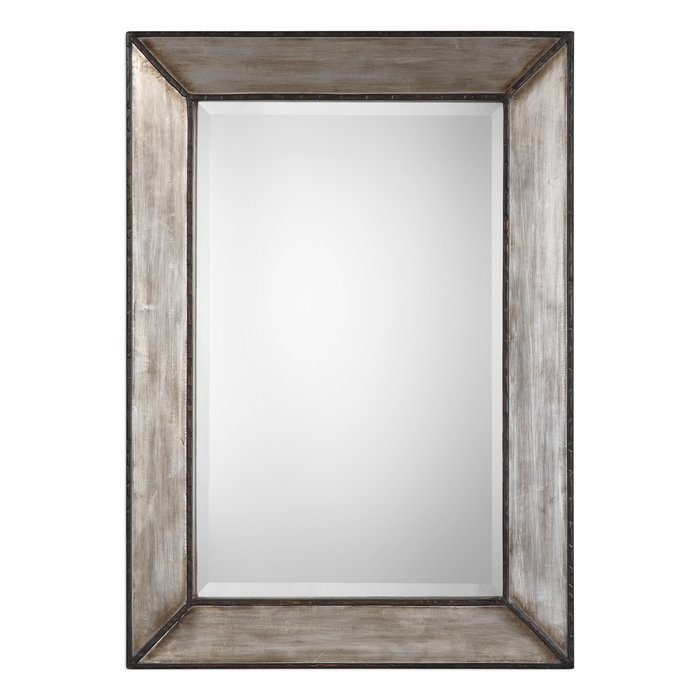 Terri Traditional Rectangle Framed Accent Mirror Intended For Rectangle Accent Mirrors (#20 of 20)