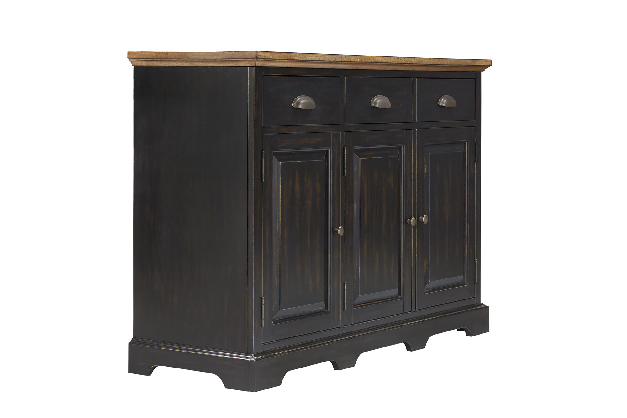 Three Posts Fortville Sideboard Intended For Most Recent Fortville Sideboards (View 8 of 20)
