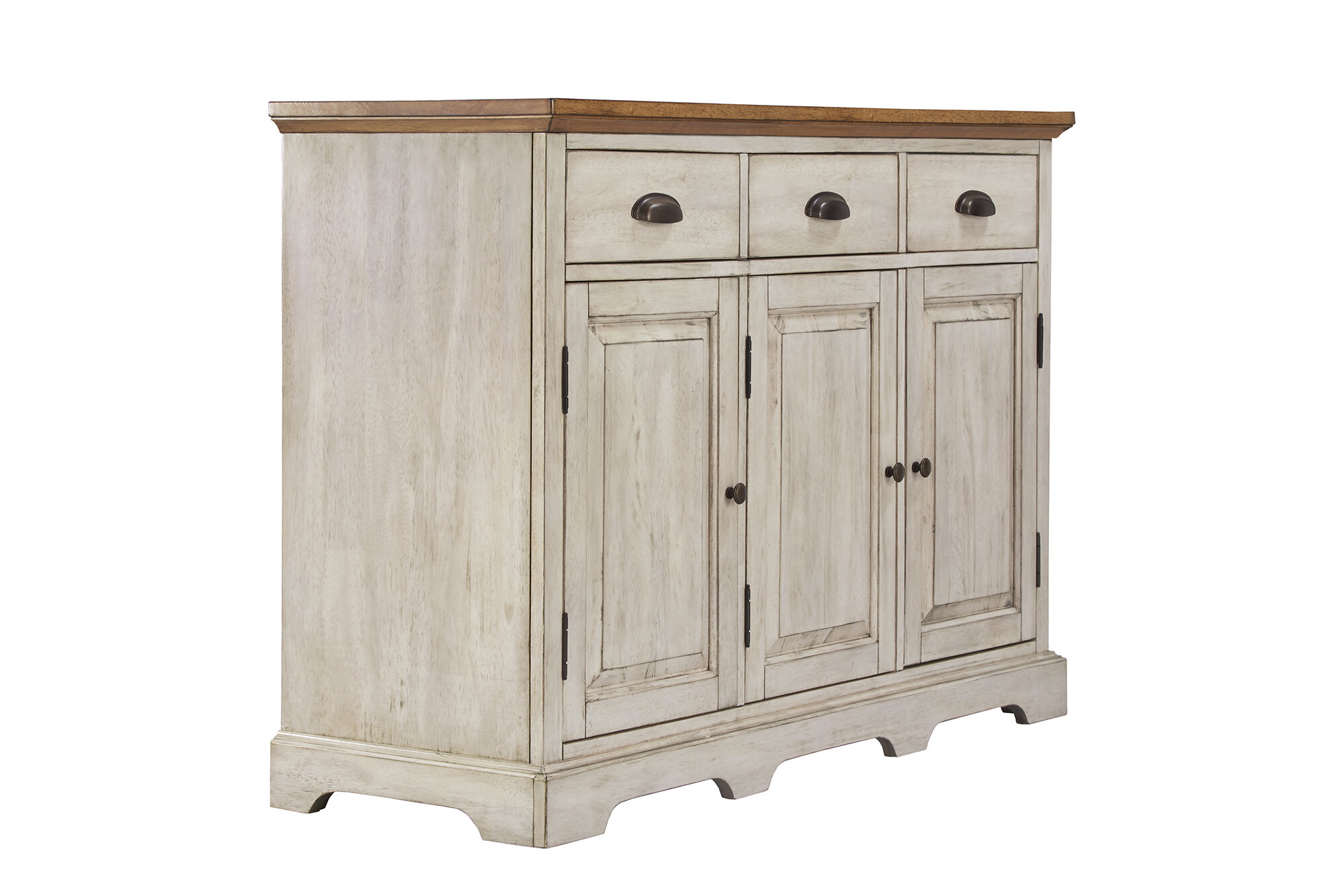 Inspiration about Three Posts Fortville Sideboard Regarding Most Recent Chaffins Sideboards (#15 of 20)