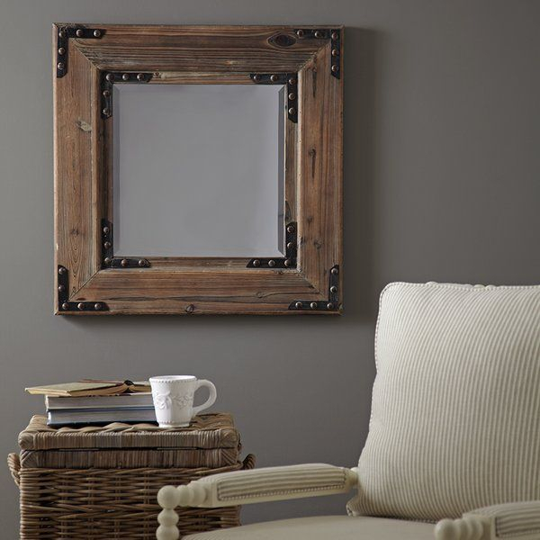 Inspiration about Tifton Traditional Beveled Accent Mirror | Bathroom – Guest Regarding Tifton Traditional Beveled Accent Mirrors (#6 of 20)