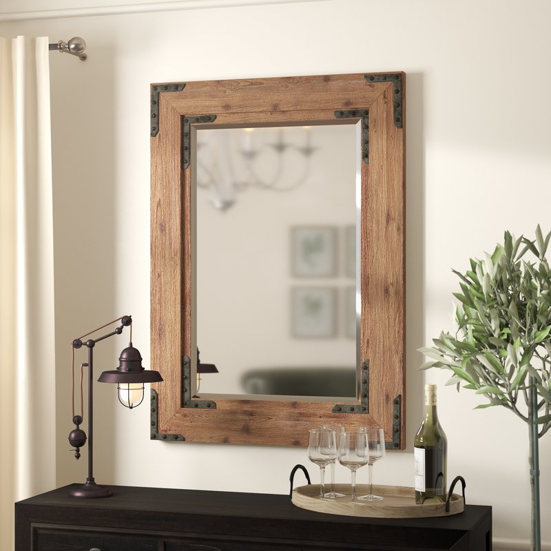 Inspiration about Tifton Traditional Beveled Accent Mirror Inside Tifton Traditional Beveled Accent Mirrors (#2 of 20)