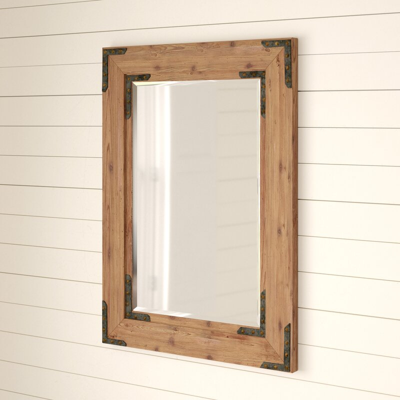 Inspiration about Tifton Traditional Beveled Accent Mirror With Regard To Tifton Traditional Beveled Accent Mirrors (#4 of 20)