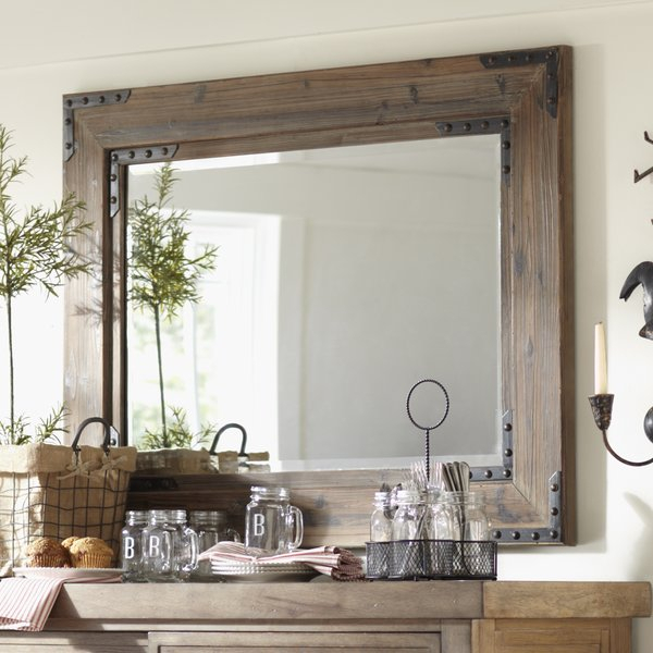 Inspiration about Tifton Traditional Beveled Accent Mirror With Tifton Traditional Beveled Accent Mirrors (#1 of 20)