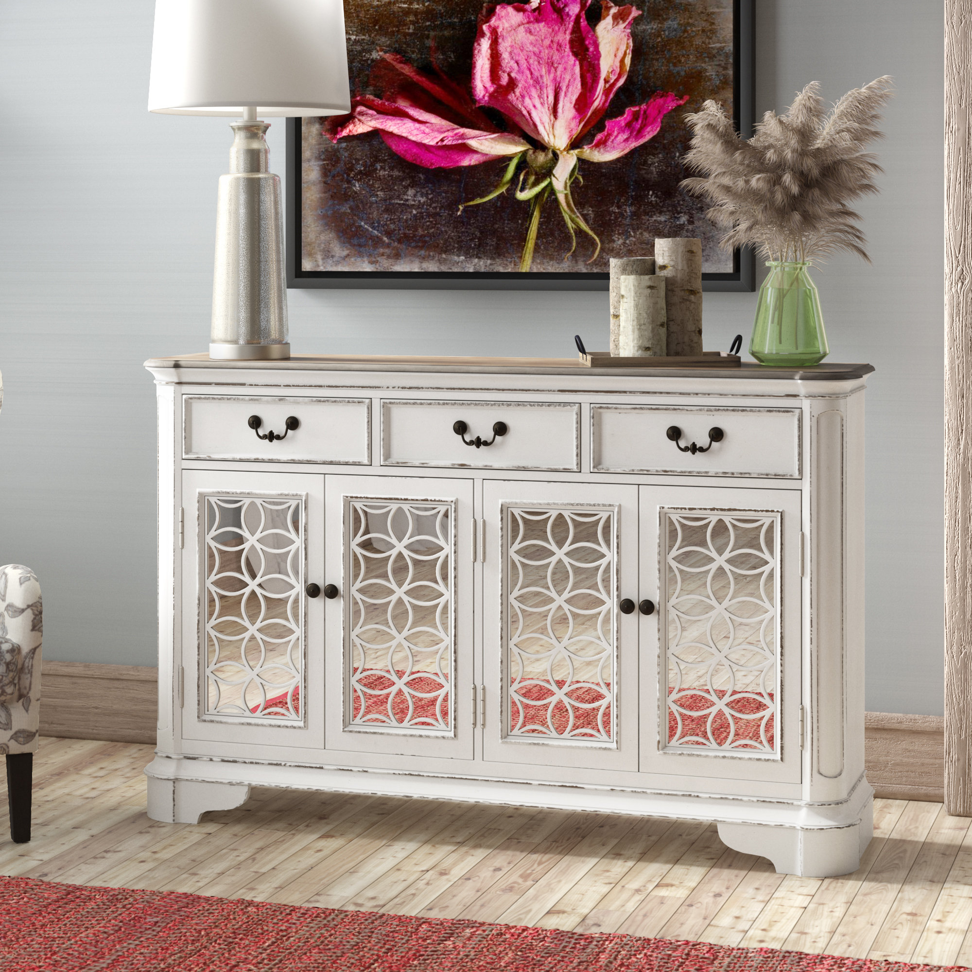 Inspiration about Tiphaine Sideboard Intended For Current Tiphaine Sideboards (#1 of 20)