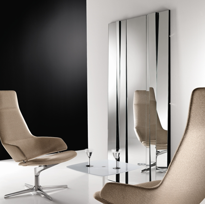 Tonelli Fittipaldi Full Length Mirror | Contemporary Mirrors For Modern & Contemporary Full Length Mirrors (View 19 of 20)