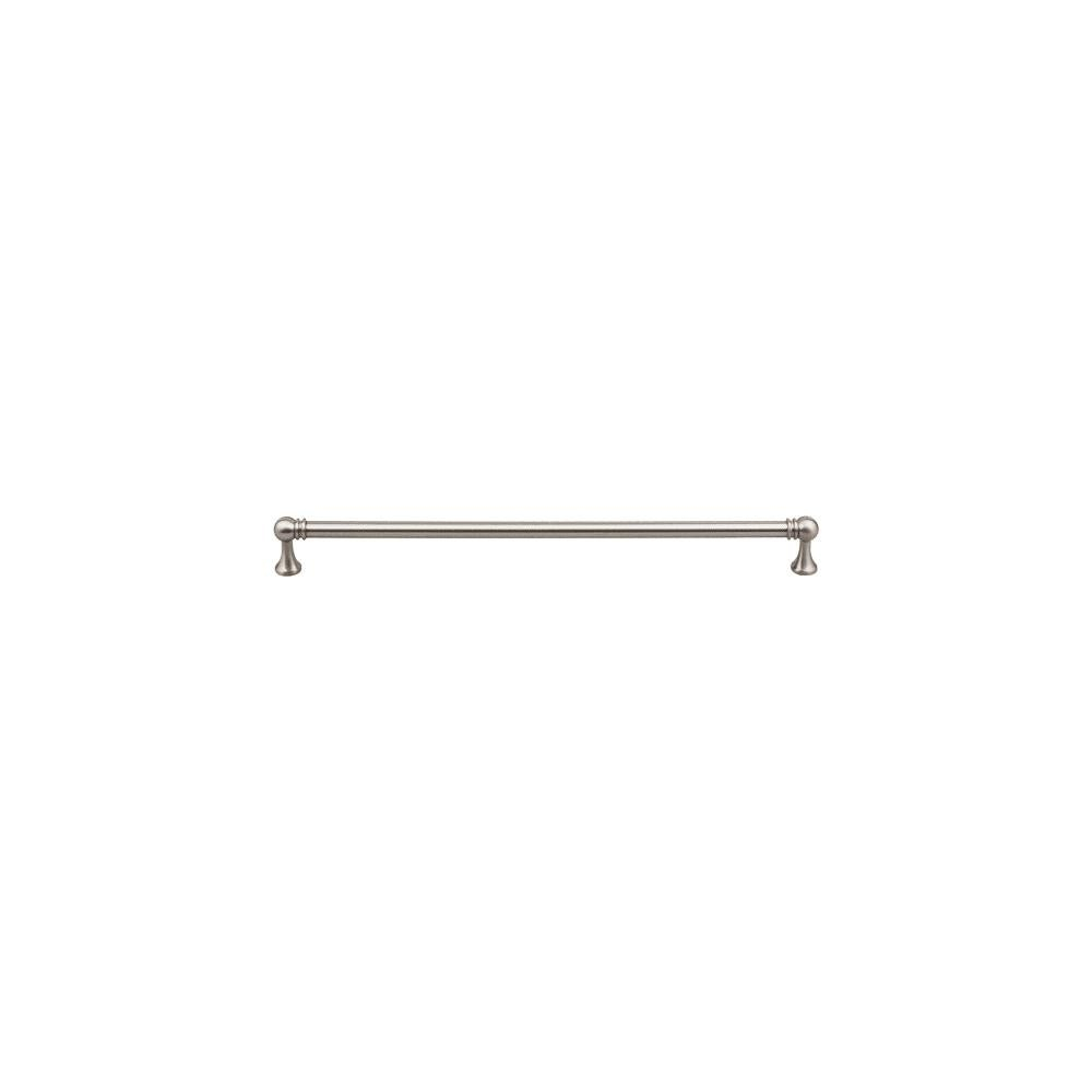 """Inspiration about Top Knobs Tk807 Kara 12"""" Center To Center Handle Cabinet Pull From The  Serene Series – With Regard To Current Kara 4 Door Accent Cabinets (#20 of 20)"""