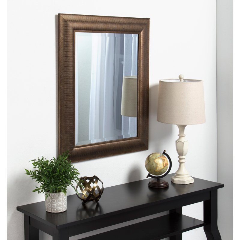 Inspiration about Tora Traditional Beveled Accent Mirror For Willacoochee Traditional Beveled Accent Mirrors (#13 of 20)