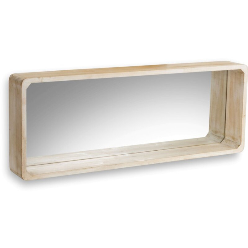 Inspiration about Toulouse Wood Accent Mirror In Bartolo Accent Mirrors (#16 of 20)