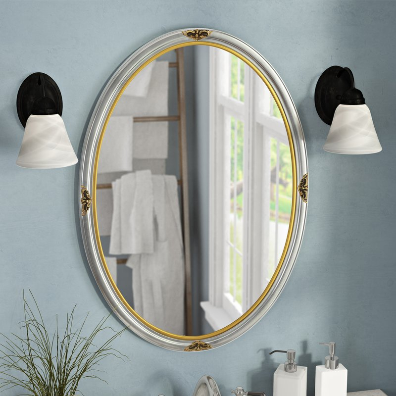 Inspiration about Traditional Accent Mirror With Traditional Accent Mirrors (#5 of 20)