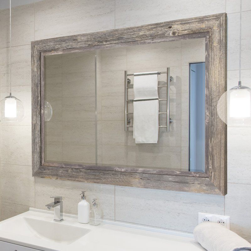 Inspiration about Traditional Beveled Accent Mirror | Bathroom Ideas Mirror In With Traditional/coastal Accent Mirrors (#8 of 20)